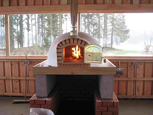 Lisboa Wood Fired Outdoor Pizza Oven