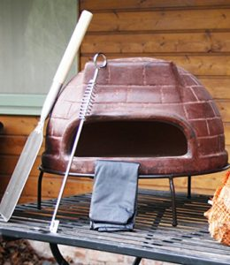 Garden Outdoor Wood Fired Pizza Oven: Stone Baked BBQ Review
