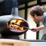 Morsø Forno Outdoor Pizza Oven Wood Fire