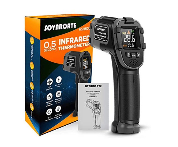 Sovarcate Infrared Thermometer